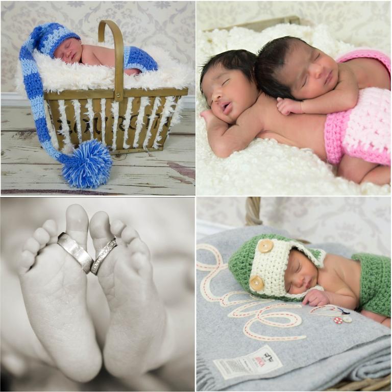 Newborn photography by Julian Porter
