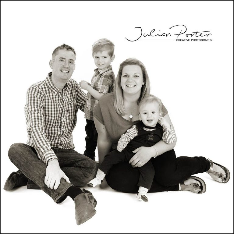 Family photographs southampton portrait studio