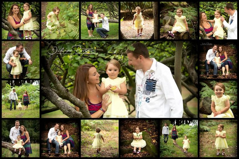 Beautiful family portraits Southampton with Southampton family photographer
